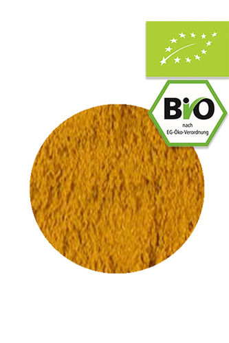 Curry BIO indisch - 50g